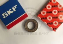 SKF/FAG 61805 ZZ Ball Bearing